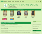 carbone sports loisirs Carbonne